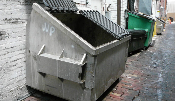 Naples Waste Dumpster Rentals Services Home Page Image-We Offer Residential and Commercial Dumpster Removal Services, Portable Toilet Services, Dumpster Rentals, Bulk Trash, Demolition Removal, Junk Hauling, Rubbish Removal, Waste Containers, Debris Removal, 20 & 30 Yard Container Rentals, and much more!